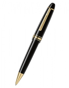 Montblanc Meisterstück Gold Coated LeGrand 10456