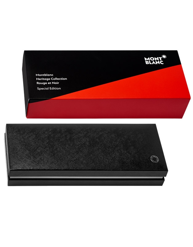 Pix Montblanc Heritage Collection Rouge et Noir Special Edition 114727