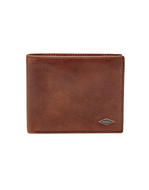 Portofel Fossil Ryan RFID Large Coin Pocket Bifold ML3736201
