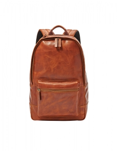 Fossil Estate Casual Leather Backpack MBG9242222
