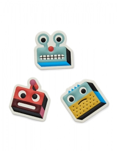Fossil Robot Stickers Set SL7301998