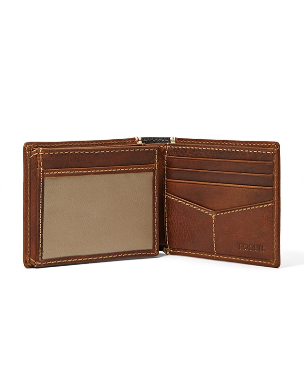Portofel Fossil Elgin Traveler Wallet ML3309200