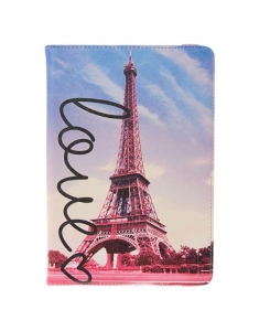 Claire's Eiffel Tower Tablet Case 71623