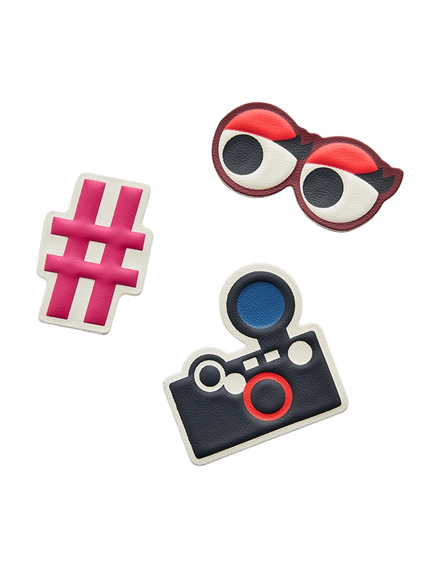 Accesoriu Tech Fossil Social Girl Sticker Set SLG1038998