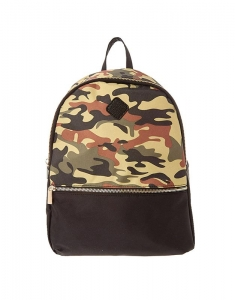 Claire's Green Camo Backpack 82785