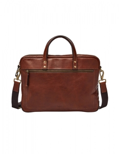 Fossil Haskell Single Zip Briefcase MBG9343222