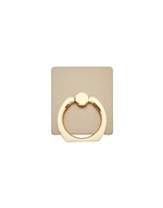 Claire's Gold Plate Ring Stand 65095