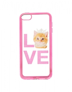 Claire's Kitty Princess iPod Case 10888