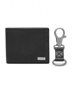 Fossil Kane Flip ID Bifold and Keyfob Set ML4052001