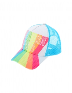 Claire's Rainbow Sequin Unicorn PWR Baseball Cap 27161