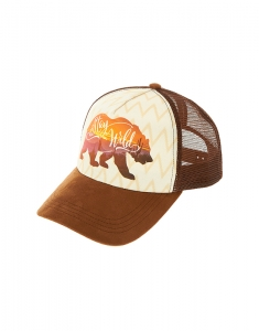 Claire's Stay Wild Baseball Cap 58806