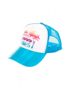 Claire's Always Good Vibes Baseball Cap 85983
