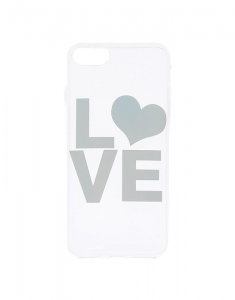 Claire's Holographic Love Phone Case 88640