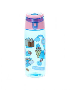Claire's Team Pusheen Water Bottle 88867