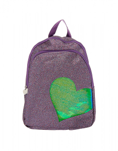 Claire's Glitter Functional Backpack 74721