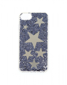 Claire's Mirrored Star Phone Case 97016