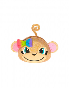 Claire's Monkey Coin Purse 25772