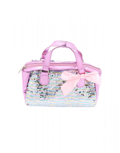 Claire's Club Pastel Reversible Sequin Tote Bag 1973