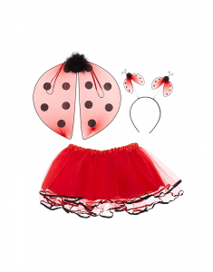 Claire's Club Ladybug Dress Up Set 1847