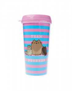 Claire's Team Pusheen Water Bottle 80572