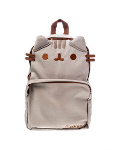 Claire's Pusheen Face Backpack 83638