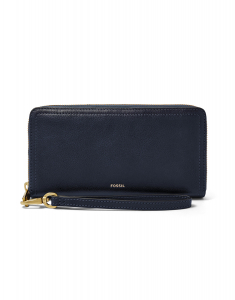 Fossil Logan RFID Zip Around Clutch SL7831406