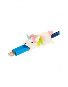 Claire's Unicorn Cable Critter 1523