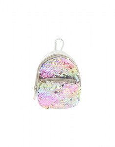 Claire's Mini Backpack Keychain 16458