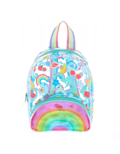 Claire's Club Summer Print Mini Backpack 59561