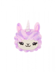 Claire's Lala the Llamacorn Jelly Coin Purse 56692