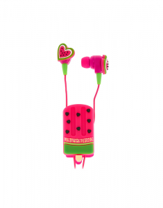 Claire's Watermelon Popsicle Earbuds & Winder 70519