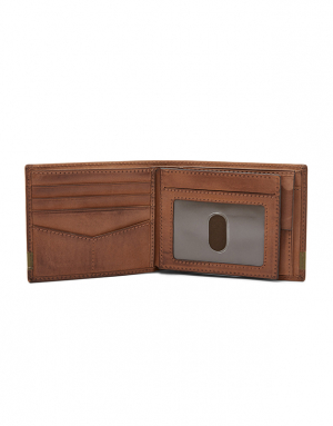 Fossil Quinn Large Coin Pocket Bifold ML3653345