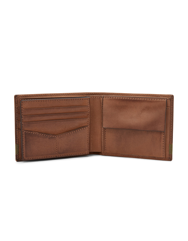 Portofel Fossil Quinn Large Coin Pocket Bifold ML3653345