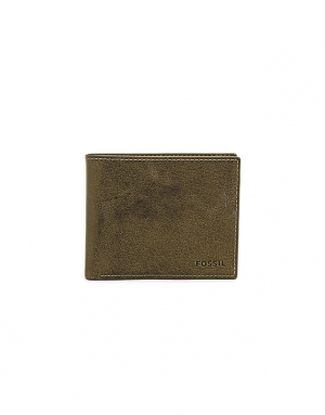 Fossil Derrick RFID Large Coin Pocket Bifold ML3687345