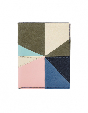 Fossil Leather RFID Passport Case SLG1275195