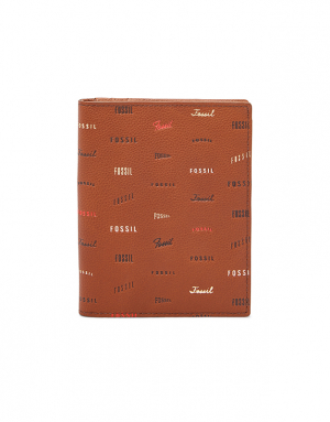 Fossil Leather RFID Passport Case SLG1287914