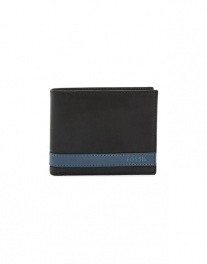 Fossil Quinn Large Coin Pocket Bifold ML3653470
