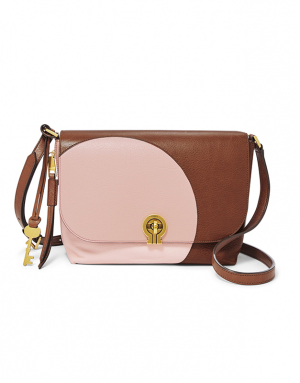 Fossil Maya Small Flap Crossbody ZB7826656