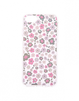 Claire's Swarovski® Crystal Floral Phone Case 76608