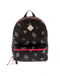 Claire's Icon Print Backpack 76391