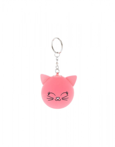 Claire's Cat Stress Ball Keychain 91132