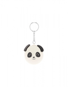 Claire's Panda Stress Ball Keychain 91060