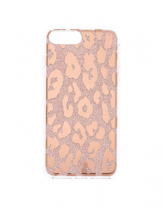Claire's Rose Gold Heart Ring Stand Phone Case 72038