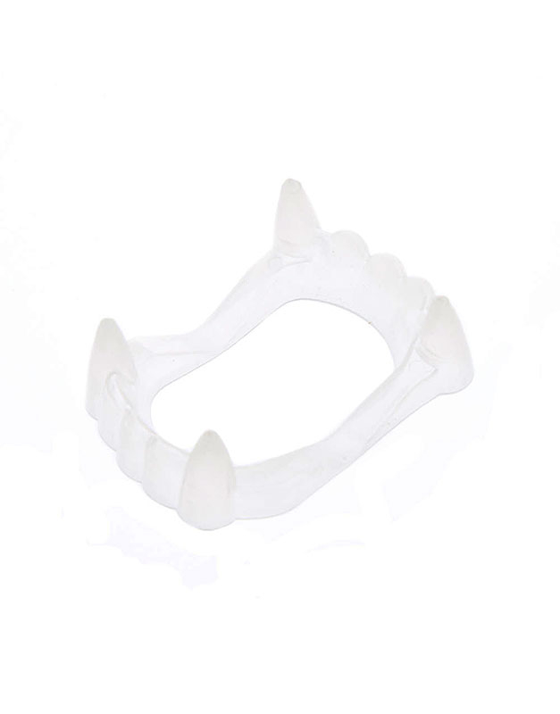 Claire's Glow-In-The-Dark Vampire Fangs 97669
