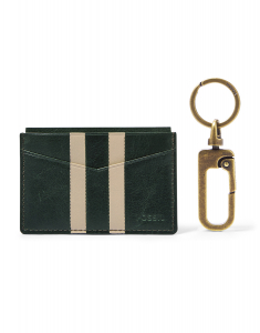 Fossil Gift Set Card Case and Key Fob MLG0659366