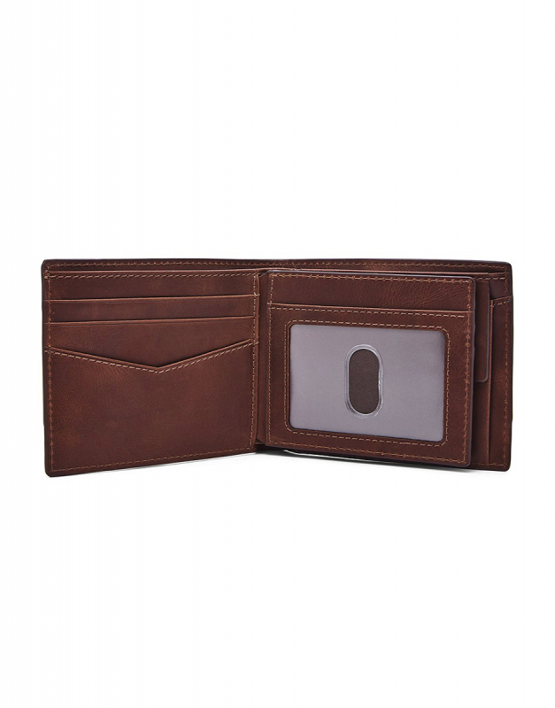 Portofel Fossil Rance Large Coin Pocket Bifold ML4099014