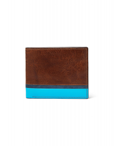 Fossil Leon Large Coin Pocket Bifold ML4209965