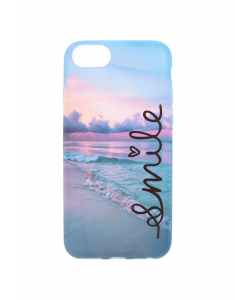 Claire's Smile Sunset Beach Phone Case 52465
