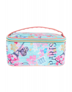 Claire's Parisian Butterfly Makeup Bag 27117