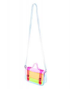 Claire's Claire's Club Transparent Crossbody Bag 28865
